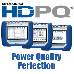 Dranetz HDPQ Power Quality Analyzers