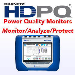 Dranetz HDPQ - Monitor, Analyze, Protect
