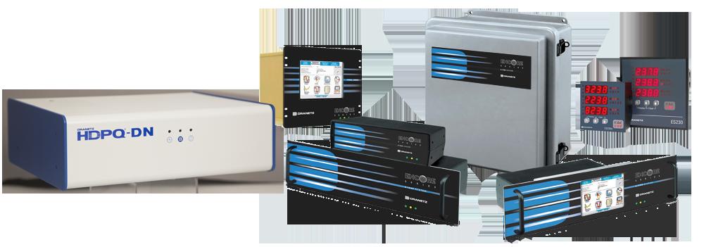 Dranetz Permanent PQ Monitors