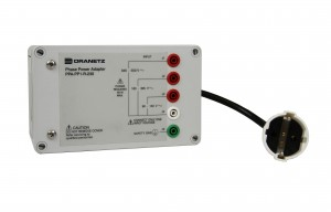 Dranetz PPA-PP1R/230 Phase Power Adapter