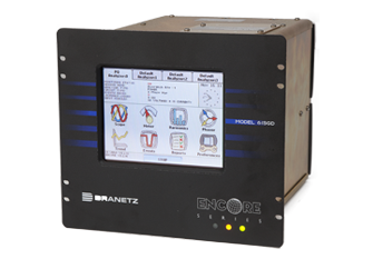 Dranetz Encore 61000 Switchgear for power quality, energy and demand, and process monitoring