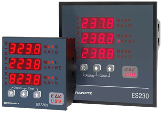 Encore ES 230/220/210 Energy Management Datanode