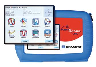 The Dranetz PowerXplorer PX5-400