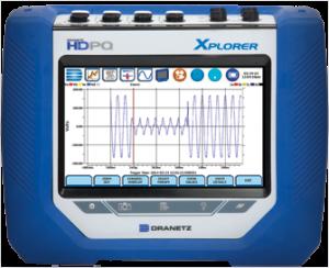 Dranetz HDPQ Xplorer
