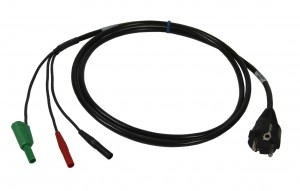 11405-G2 Single Phase Measurement Cable - Euro