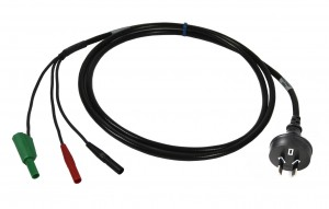 114015-G4 Sigle Phase Measurement Cable - Australia