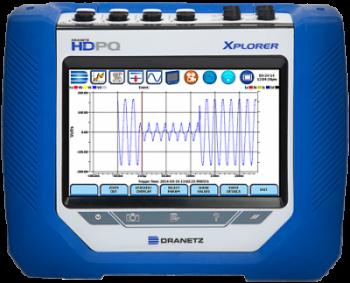 Dranetz HDPQ Power Quality Anlayzers