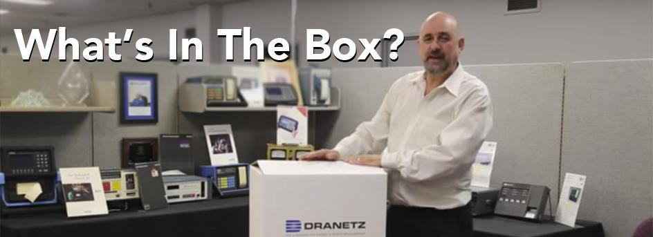Ken De Mario opens a Dranetz HDPQ-XAFlex3KPKG