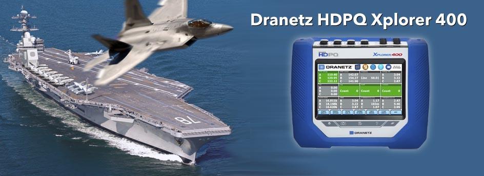 Dranetz HDPQ Xplorer 400
