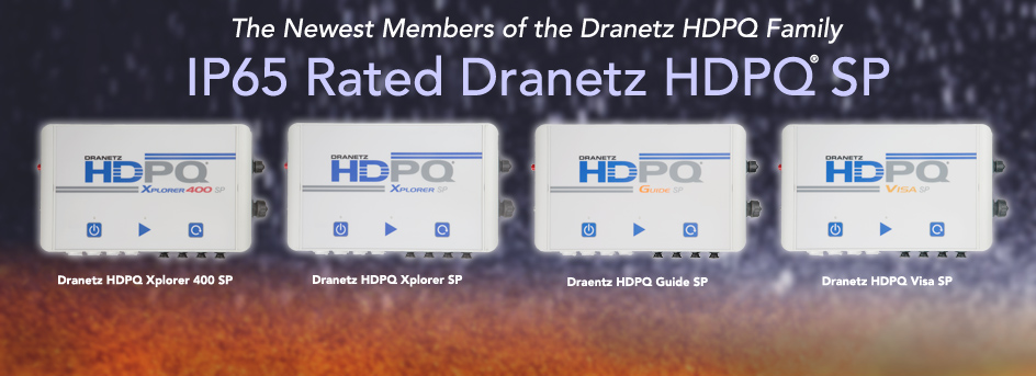 Dranetz HDPQ SP Family