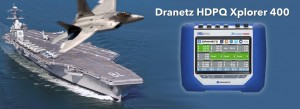 Dranetz HDPQ Xplorer 400 Power Quality Analyzer