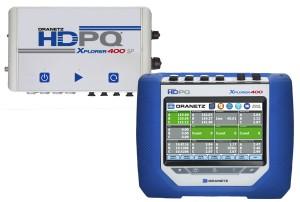 Dranetz HDPQ Xplorer400 & HDPQ Xplorer400 SP