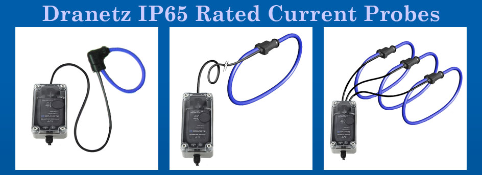 Dranetz IP65 Current Probes