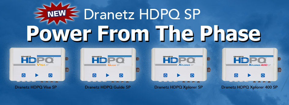 Dranetz HDPQ SP - Power From the Phase & IP65