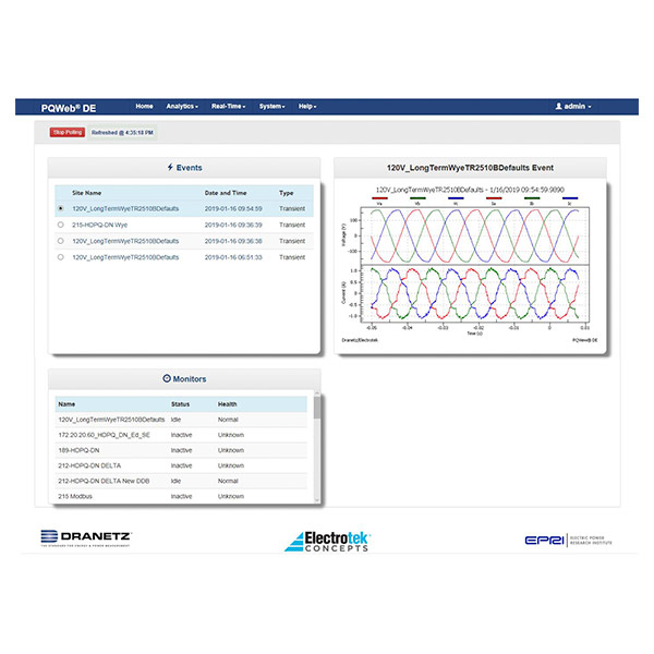 Intelligent Power Quality Analysis Software - Introducing PQView DE