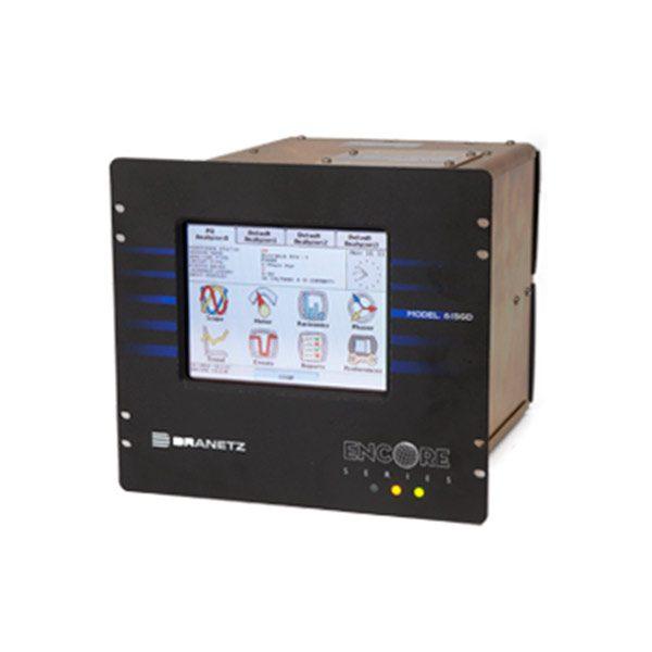 Permanent Power Monitoring System - Dranetz